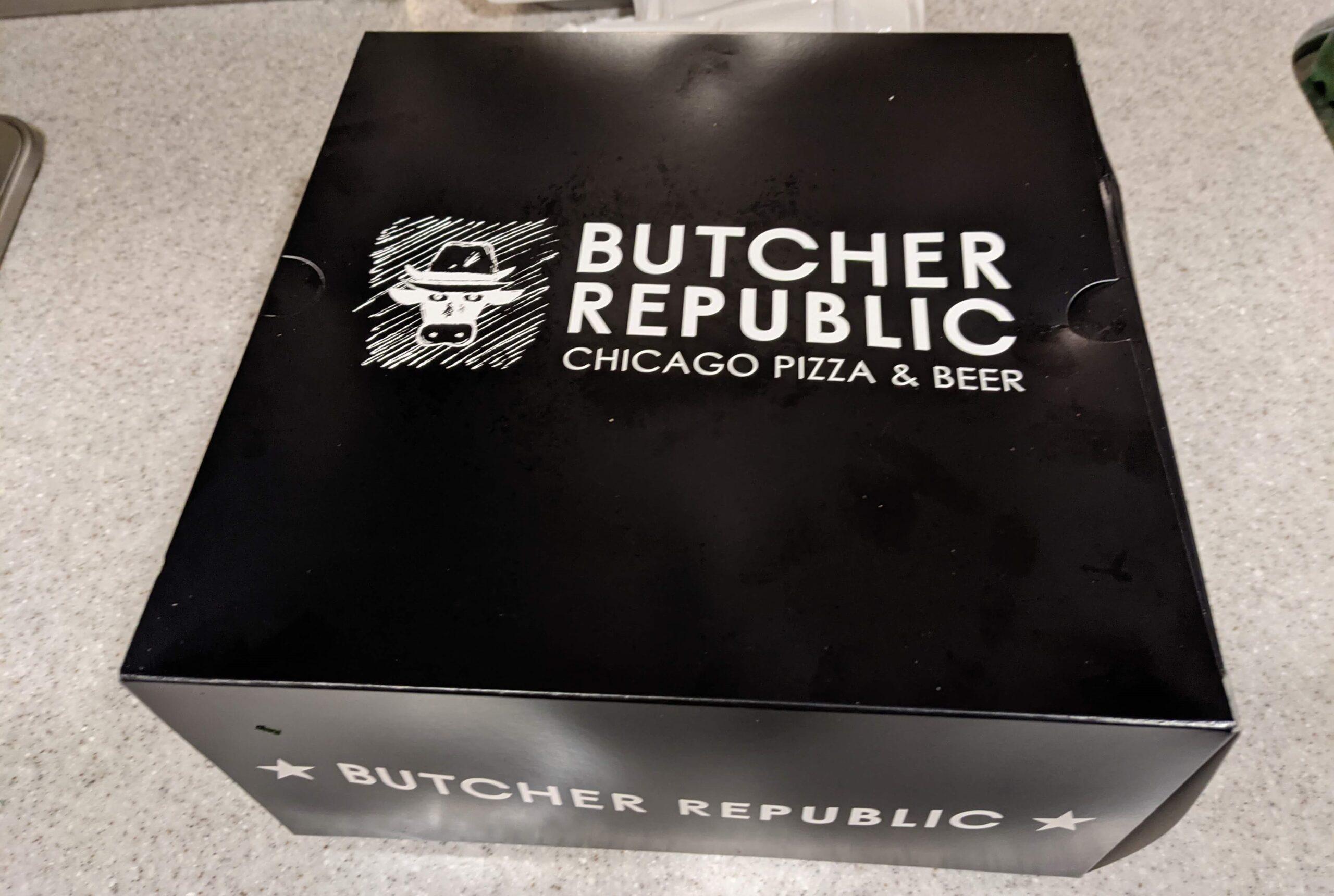 ブッチャー・リパブリックの箱