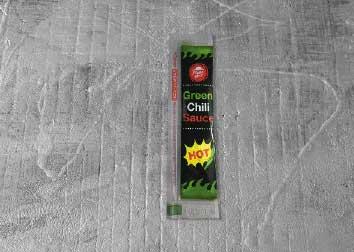ピザハットのグリーンチリソース